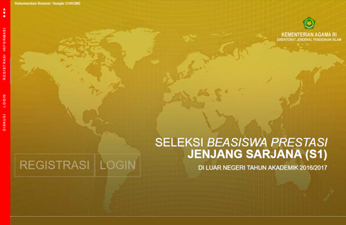 SELEKSI BEASISWA S1