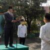 Kakan Kemenag Sampang Sampaikan Sambutan Menteri Agama di Upacara HAB Ke-75