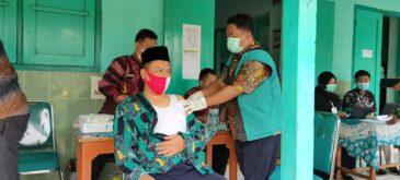 256 ASN Kemenag Sampang Sudah Disuntik Vaksin Covid-19 Hari Ini