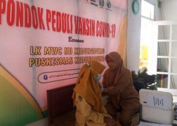 MA Miftahut Thullab Sukses Menjadi Pioner Vaksinasi di Lingkungan Madrasah Kabupaten Sampang